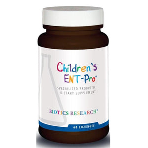 Children's ENT-Pro 60 Lozenges - Vitasell.net