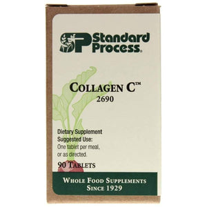 Collagen C 90 Tablets - Vitasell.net