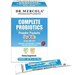 Complete Probiotic Kids 30 Packs - Vitasell.net
