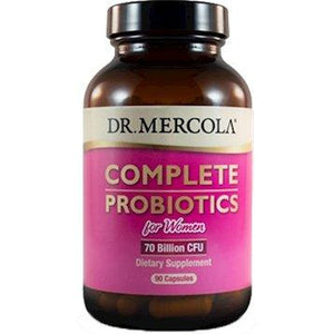 Complete Probiotics for Women 90 caps - Vitasell.net