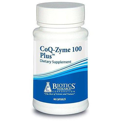 Coq-Zyme 100 Plus 60 Count by Biotics Research - Vitasell.net