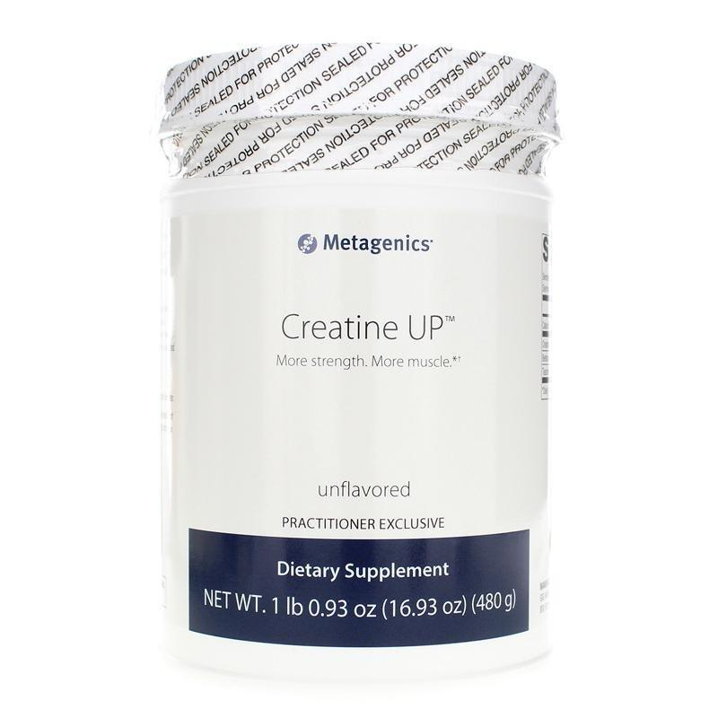 Creatine UP 16.93 Oz - 60 Servings - Metagenics - Vitasell.net