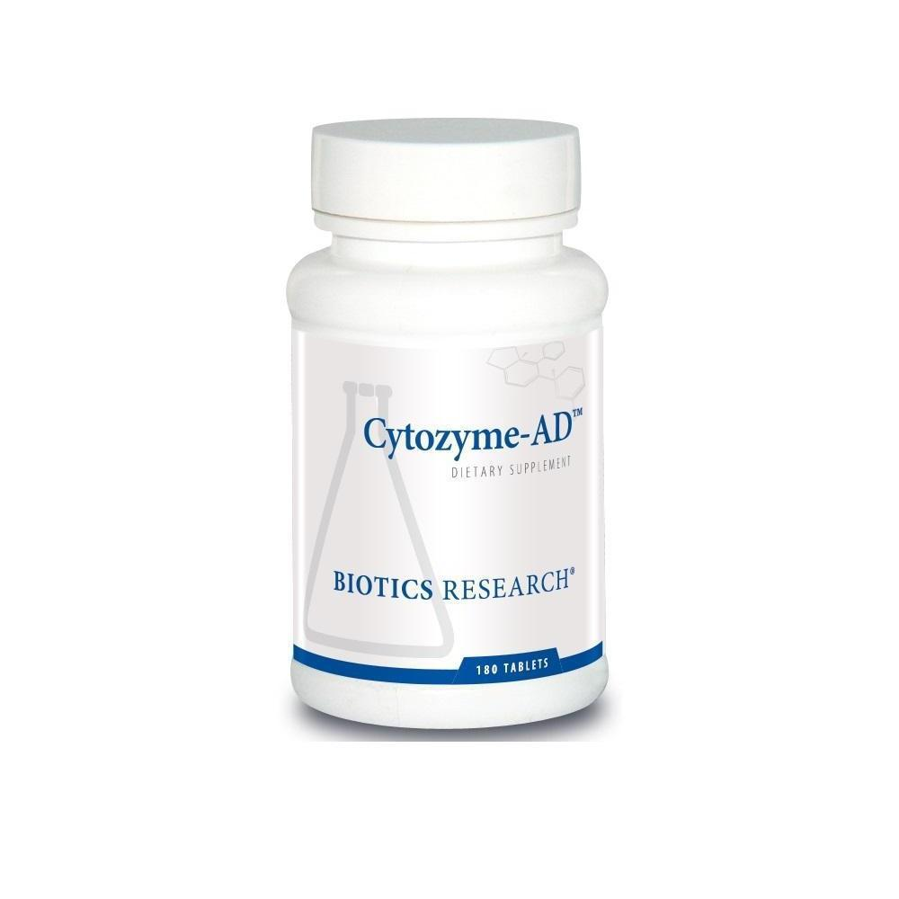 Cytozyme AD 180 Tabs - Biotics Research - Vitasell.net