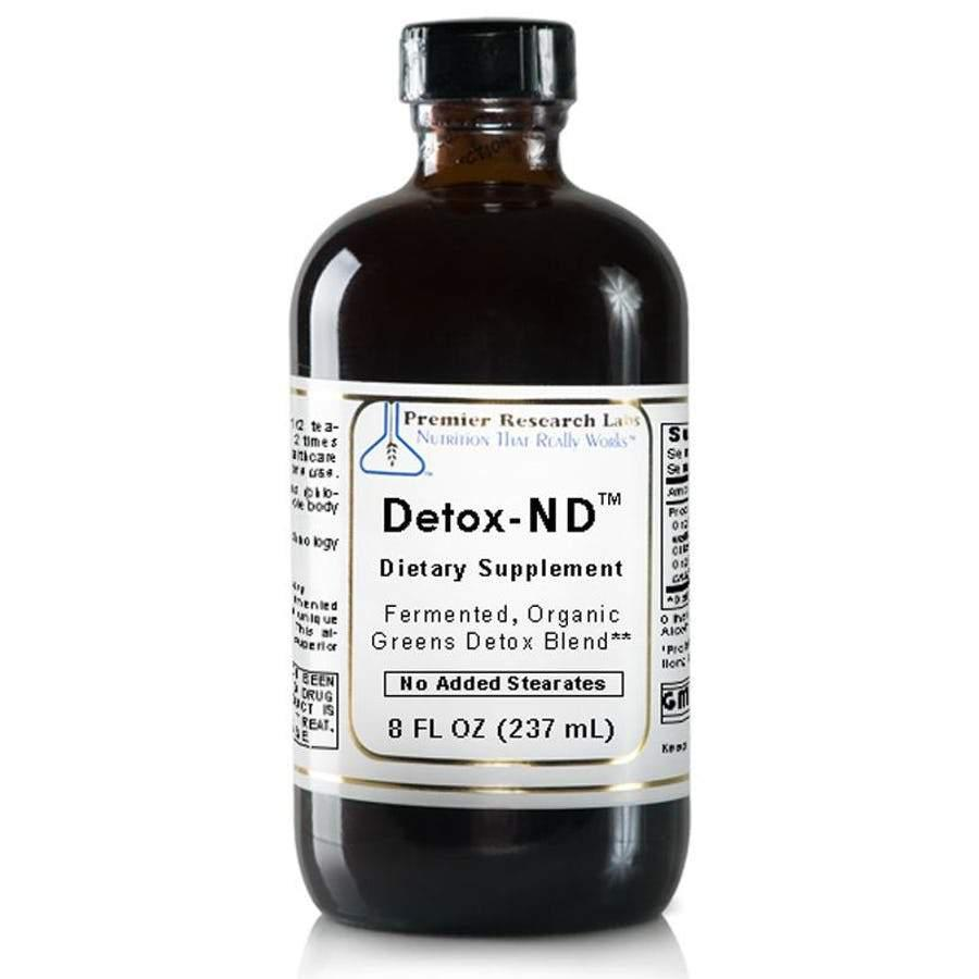Detox ND Liquid 8 Oz - 3 Pack - Vitasell.net