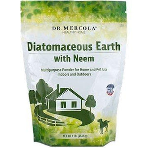 Diatomaceous Earth W/ Neem 1 lb - 2 Pack - Vitasell.net