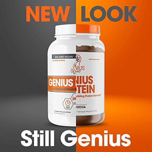 Genius Protein 2.12 LB - Vitasell.net