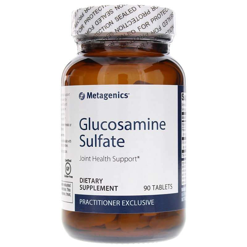 Glucosamine Sulfate Joint Health Support 90 Tablets - Vitasell.net