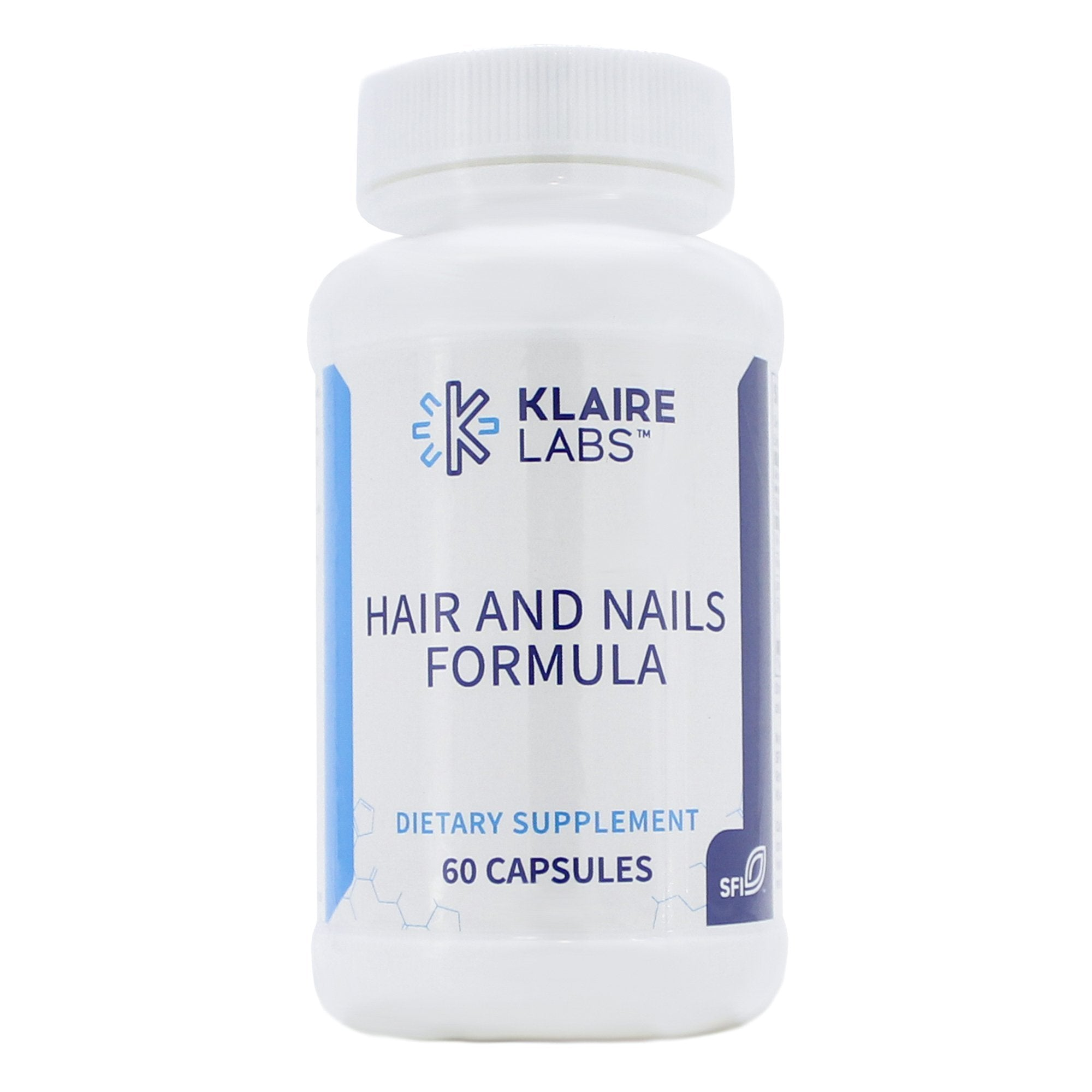Hair and Nails Formula 60 Capsules - Vitasell.net