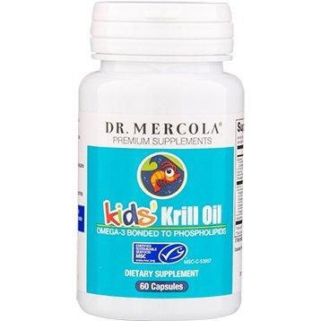 Kid's Krill Oil 60 caps - Vitasell.net