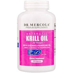Krill Oil for Women with EPO 270 caps - Vitasell.net