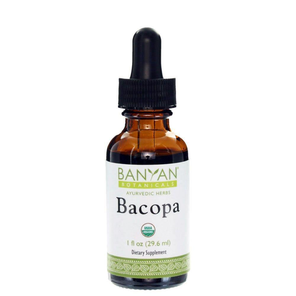 Bacopa Liquid Extract 1 fl oz - 3 Pack