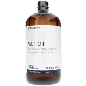 MCT Oil Concentrated to 90% C8 plus C10 90 Oz