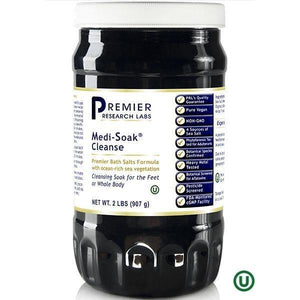 Medi-Soak® 2LBS (907 g) - Premier Research Labs - 2 Pack - Vitasell.net