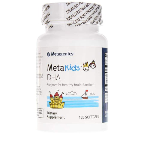 MetaKids DHA 60 Softgels
