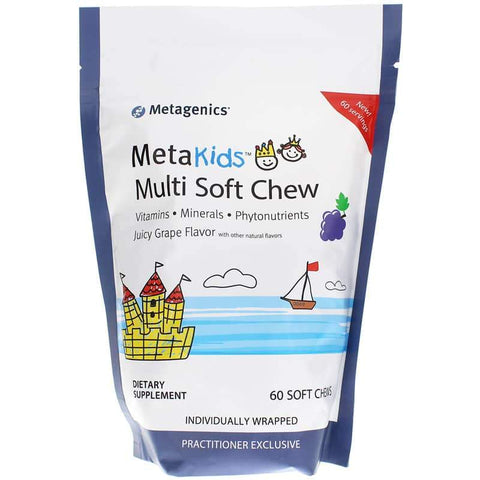 MetaKids Multi 60 Soft Chews
