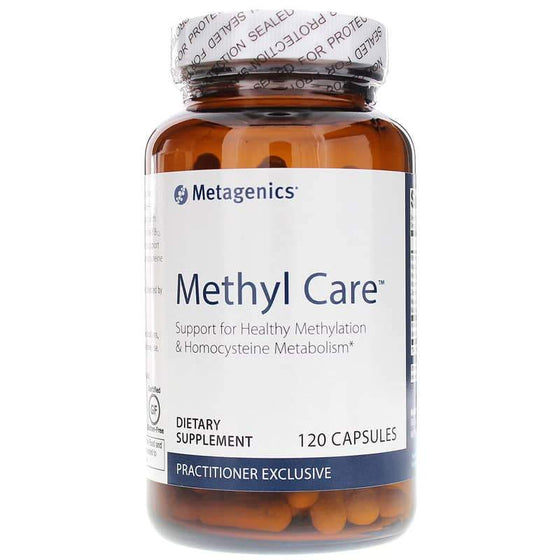 Methyl Care 120 Capsules - Metagenics - Vitasell.net