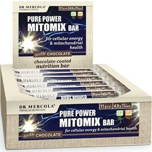 Mitomix Bars Double Chocolate 12 Bars - Vitasell.net