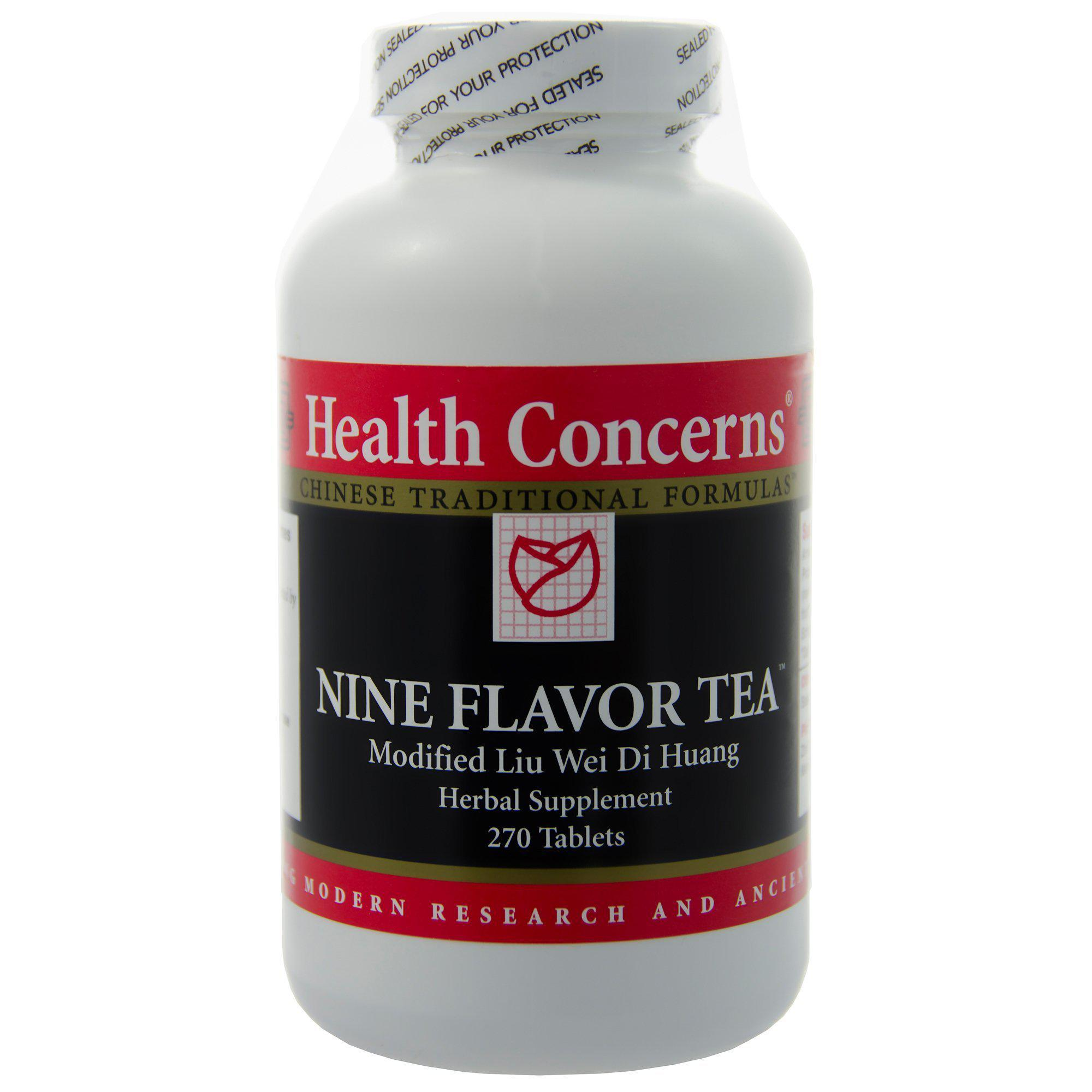 Nine Flavor Tea 270 tabs - Vitasell.net