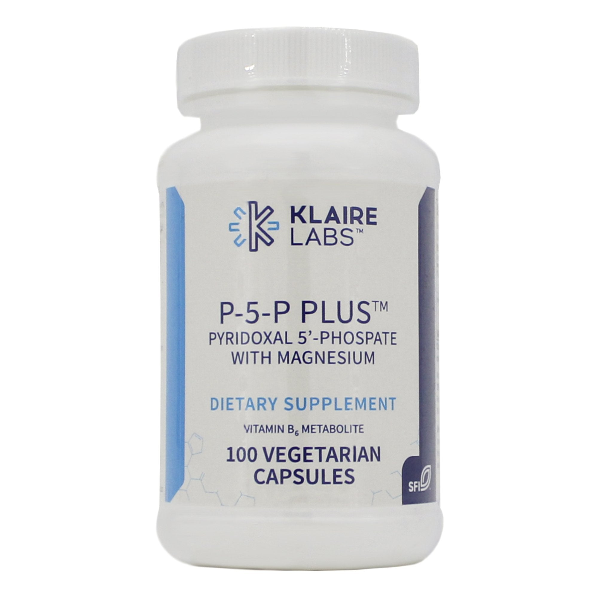 P-5-P Plus with Magnesium 100 Caps - Vitasell.net