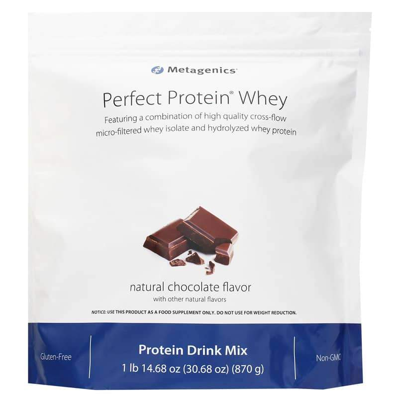Perfect Protein Whey Chocolate 30 Servings - Vitasell.net