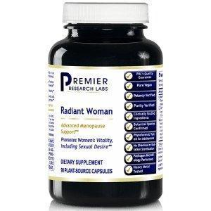Radiant Woman 90 Plant Source Capsules - Vitasell.net