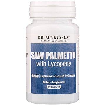 Saw Palmetto with Lycopene 30 licaps - Vitasell.net