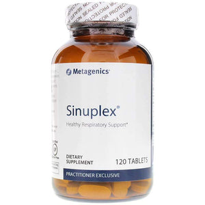 Sinuplex Healthy Respiratory Support 120 Tablets