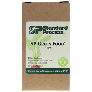 SP Green Food 150 Capsules - Vitasell.net