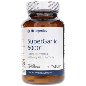 Super Garlic 6000 90 Tablets