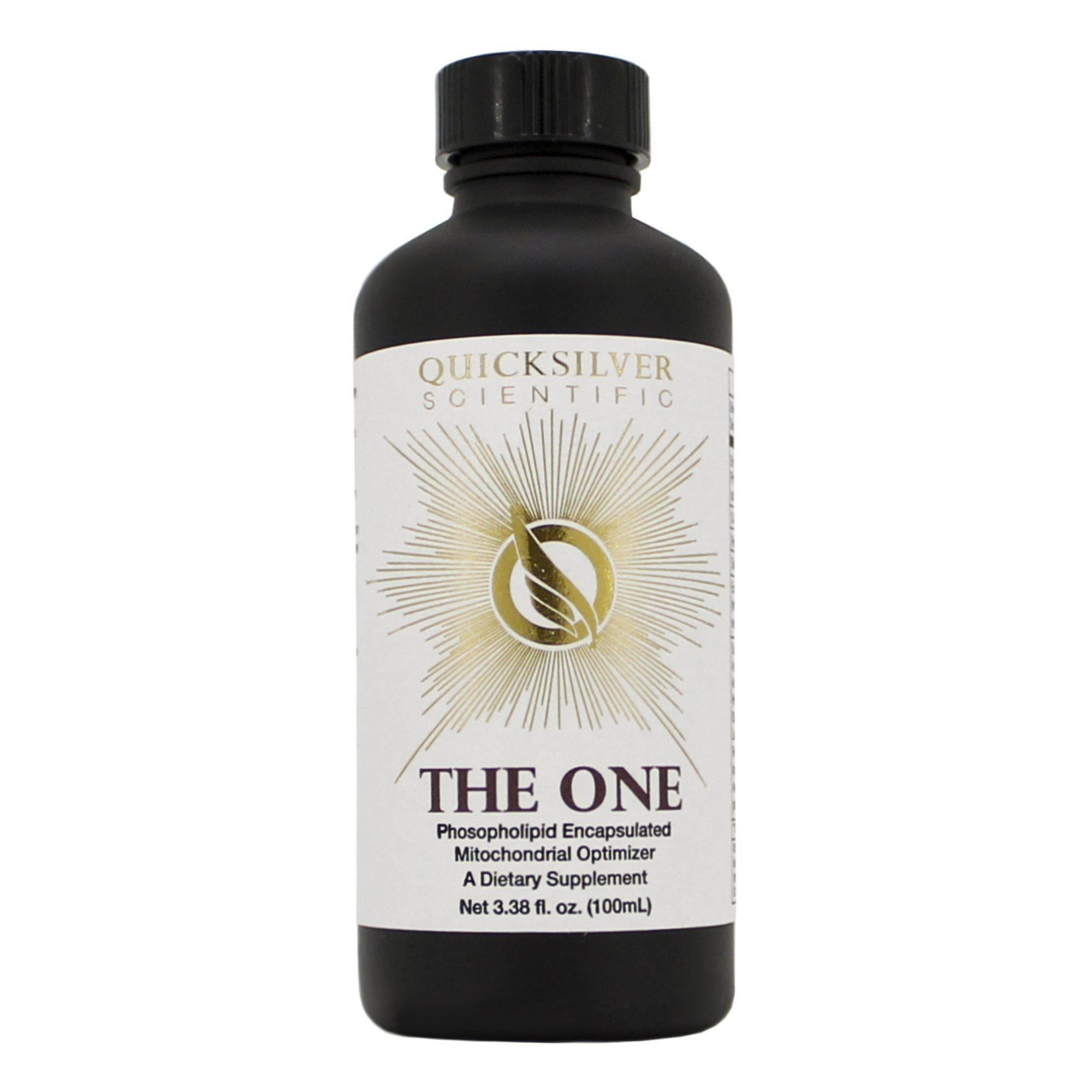 The ONE® Mitochondrial Optimizer 3.38 Oz - Vitasell.net