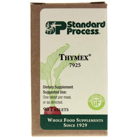 Thymex - 90 - Tablets - Standard Proces - Vitasell.net