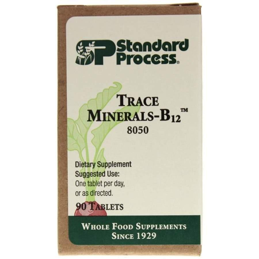 Trace Minerals-B12 90 Tablets - Vitasell.net