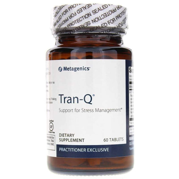 Tran-Q Support for Stress Management 60 Tablets - Vitasell.net