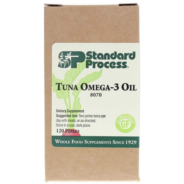 Tuna Omega-3 Oil 120 Softgels - Vitasell.net