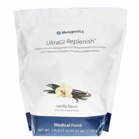 Ultra GI Replenish Vanilla 14 Servings