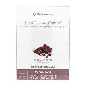 Ultra Glucose Control Chocolate 7 Packets