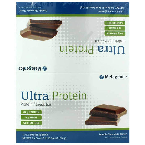 Ultra Protein Fitness Bar Double Chocolate