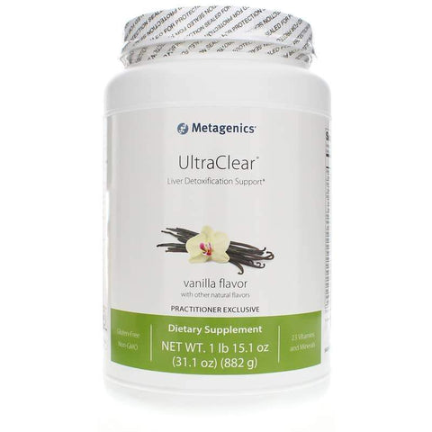 UltraClear Liver Detoxification Support Vanilla