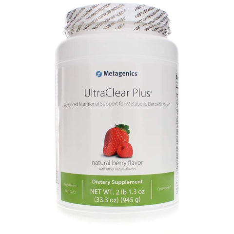 UltraClear Plus for Metabolic Detoxification Berry
