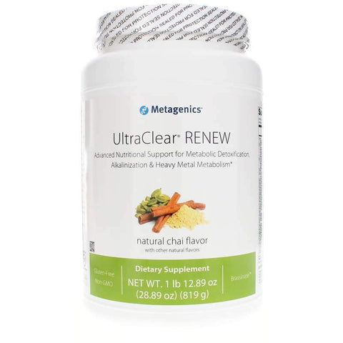 UltraClear Renew Detoxification Chai