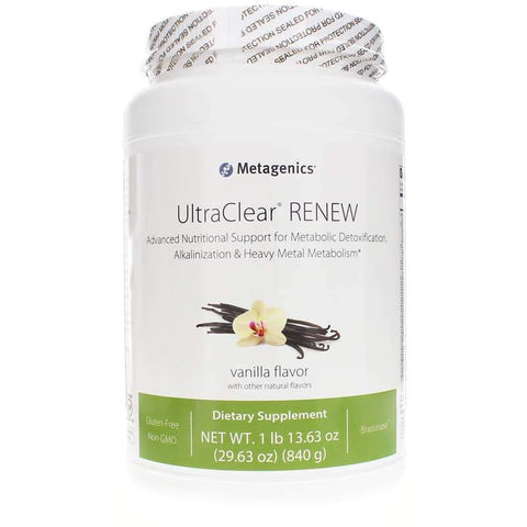 UltraClear Renew Detoxification Vanilla