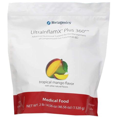 UltraInflamX Plus 360 Tropical Mango 14 Servings