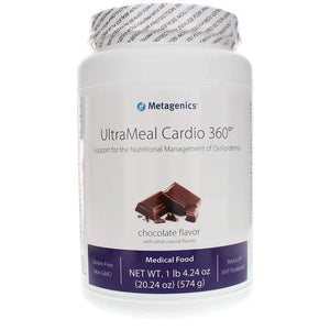 UltraMeal Cardio 360 Medical Food Chocolate