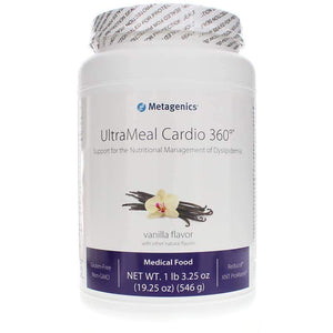 UltraMeal Cardio 360 Medical Food Vanilla