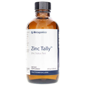 Zinc Tally Zinc Status Test 12 Oz