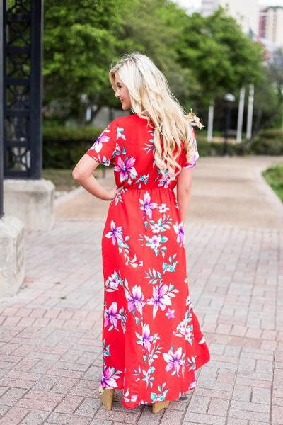 let them eat cake beach shell maxi dress, let them eat cake, beach shell maxi dress,  Peace love cake maxi dress, peace love cake, womens maxi dress, womens red floral maxi dress, womens floral maxi dress, womens red maxi dress, womens summer maxi dresses, womens beach maxi dress, womens trendy fashion, womens affordable fashion, cs clothing co, c&s clothing co,  online boutique, free shipping, fast and free shipping