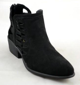 the sadie classic bootie, womens booties, womens ankle booties, womens black booties, womens low heeled booties, cs clothing co, c&s clothing co, online boutique, free shipping, fast and free shipping