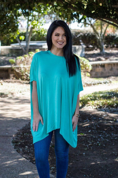 let them eat cake ezra tunic, let them eat cake, peace love cake, Ezra tunic, women's tunic, Ezra tunic mint, women's online boutique, women's affordable trendy fashion, women's trendy fashion, online boutique, cs clothing co, c&s Clothing co