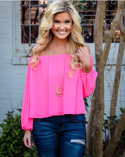 summer love top, let them eat cake, let them eat tops, pink off the shoulder top, pink tops, pink loose fit tops, summer tops, cold should tops, pink cold shoulder tops, womens online fashion, womens affordable fashion, womens trendy fashion, cs clothing co, c&s clothing co, online boutique, fast and free shipping,free shipping