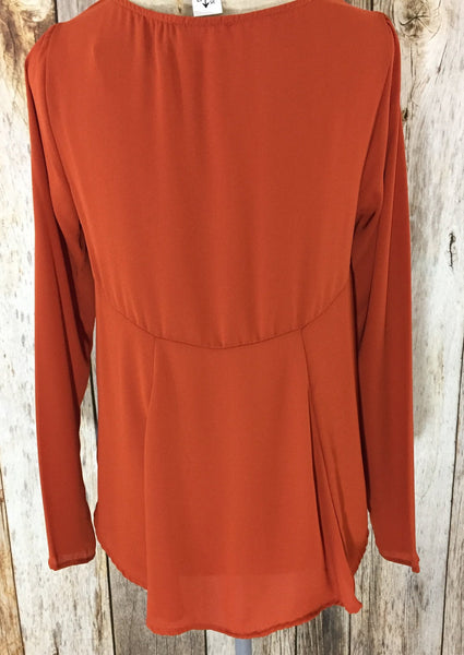 Pumpkin Spice of Life Top - Free Shipping - C&S Clothing Co.